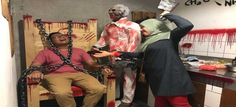Rumah Halloween Bandung
