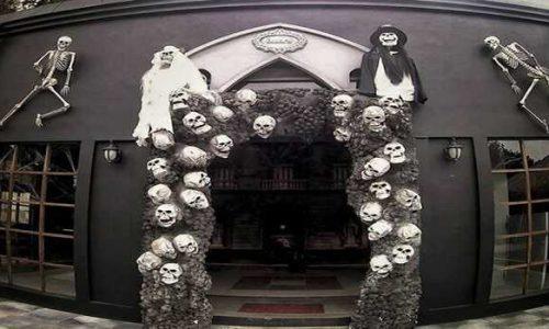 Rumah Halloween Lembang Bandung