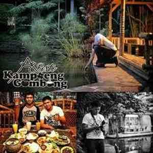 Kampoeng Gombong Resto & Cafe Ciwidey Bandung