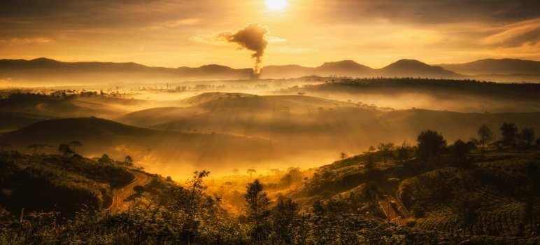 Wisata Bukit Cukul Pangalengan Bandung