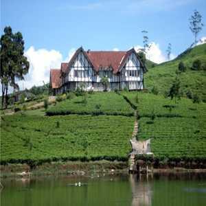 Villa Cukul Pangalengan Bandung
