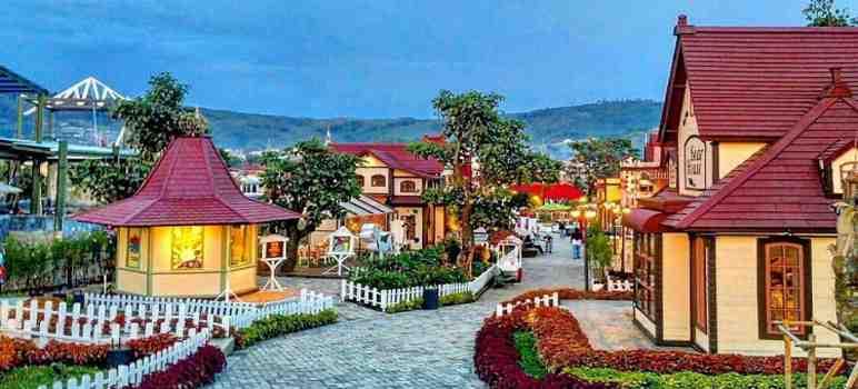 Wahana Kota Mini Lembang Bandung