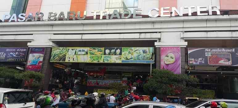 Pasar Baru Trade Center Bandung - Alamat 10d668998d