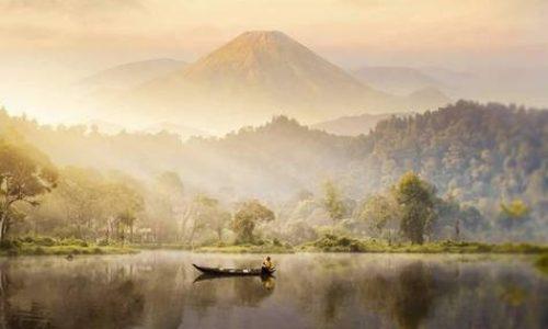 Situ Patenggang Ciwidey Bandung Selatan