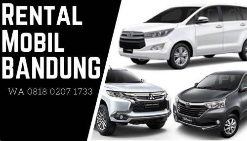 Rental Mobil Bandung Murah Lepas Kunci 24 Jam