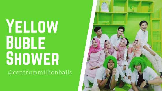 Avocado Shake Centrum Million Balls Bandung