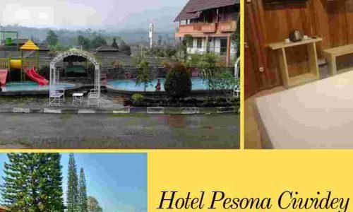 Hotel Pesona Ciwidey Bandung
