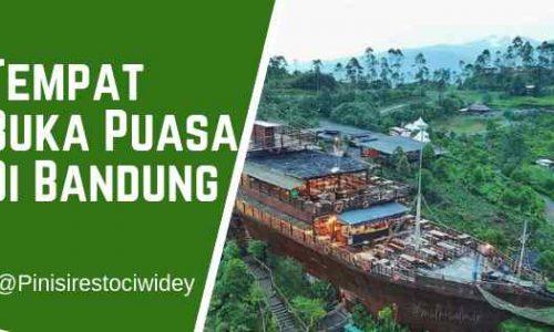 Pinisi Resto Patenggang Bandung