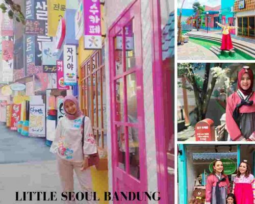 Gambar Foto Little Seoul Bandung di Instagram