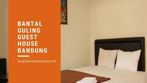 Bantal Guling Guest House Gatsu Bandung