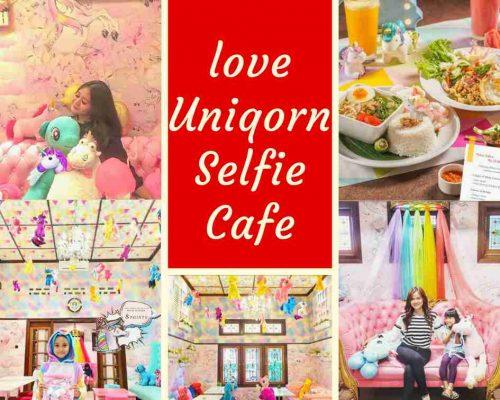 Love Uniqorn Selfie Cafe Bandung