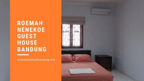 Roemah Nenekoe Guest House Bandung