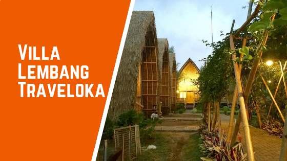 Villa Lembang Traveloka