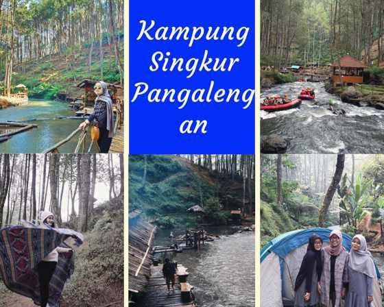Kampung Singkur Pangalengan Bandung