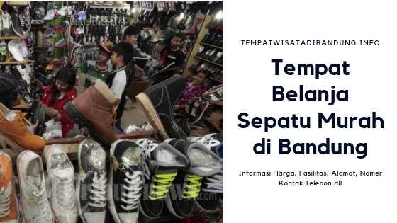 Toko Sepatu Murah di Bandung