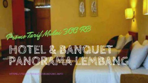 Hotel & Banquet Panorama Lembang Bandung