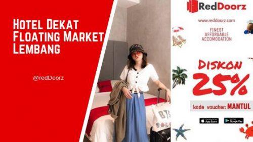 Hotel Dekat Floating Market lembang Bandung