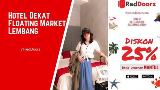 17 Hotel Dekat Floating Market Lembang Budget Friendly Start Idr 99 Rb