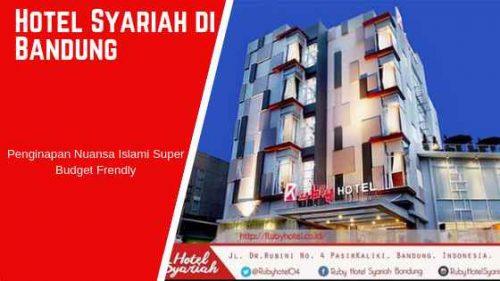 Hotel Syariah di Bandung