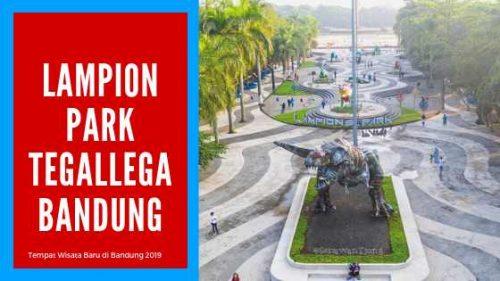 Lampion Park Tegallega Bandung