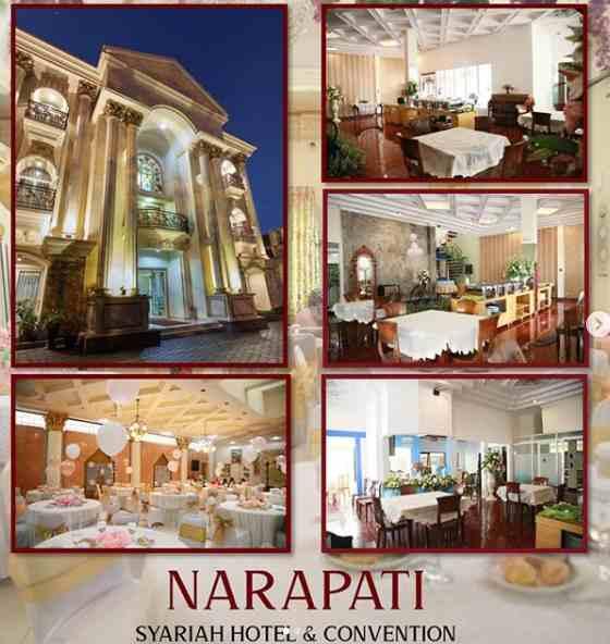 Narapati Syariah Hotel Bandung