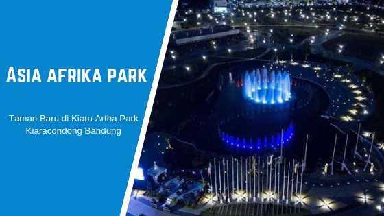 Taman Asia Afrika Bandung