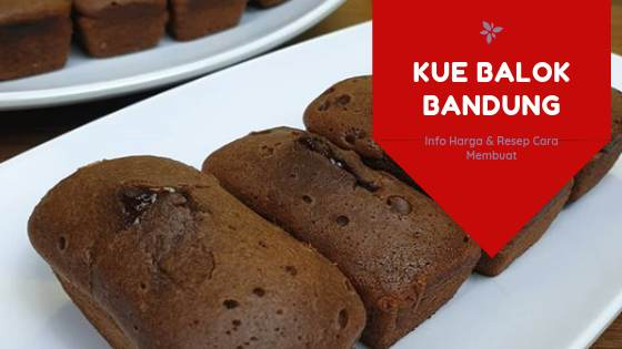 Kue Balok Bandung