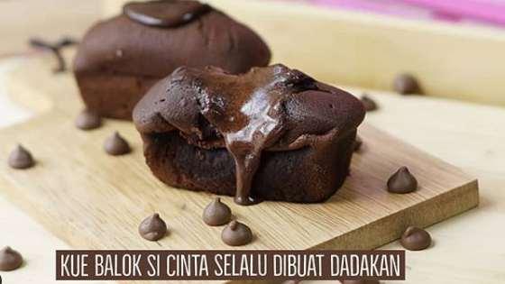 Kue Balok Si Cinta Bandung