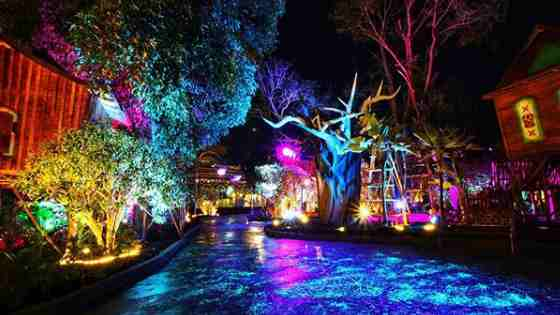 Lembang Wonderland Bandung