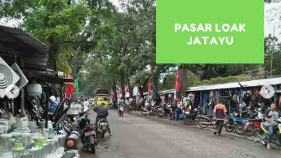 Pasar Loak Jatayu Bandung