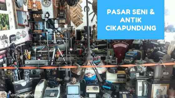Pasar Seni Dan Antique Cikapundung Bandung