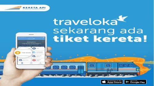 Promo Tiket Kereta di Traveloka