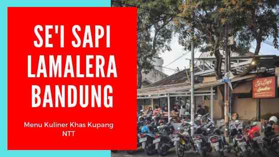 Se'i Sapi Lamalera Bandung