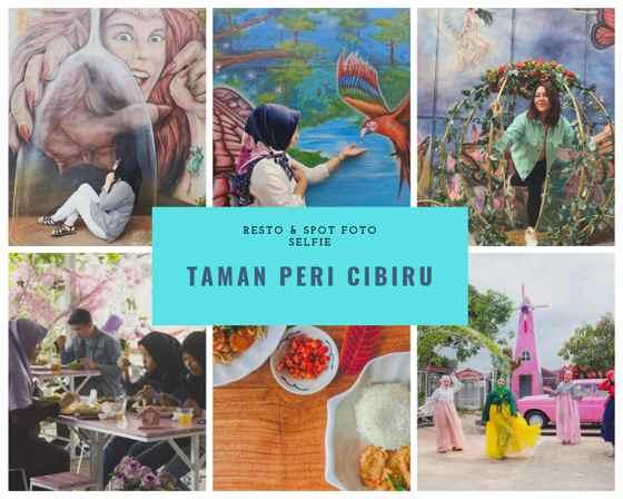 Taman Peri Cibiru Bandung