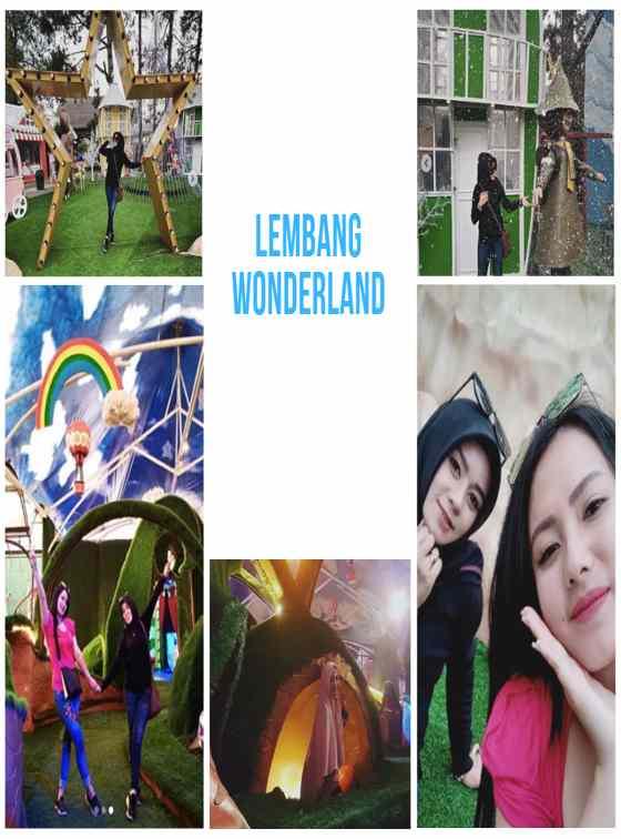Wahana Lembang Wonderland Bandung