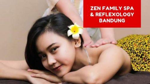 Zen Family Spa Bandung