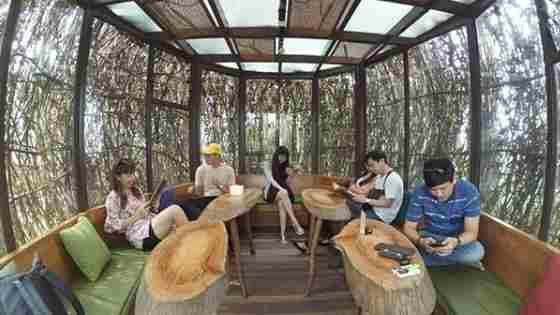 Lutung Kasarung Dusun Bambu Lembang