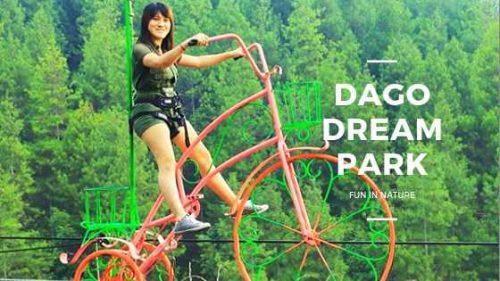 Wahana Dago Dream Park Bandung Instagram