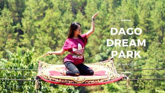 Paket Wisata Dago Dream Park Bandung Instagram