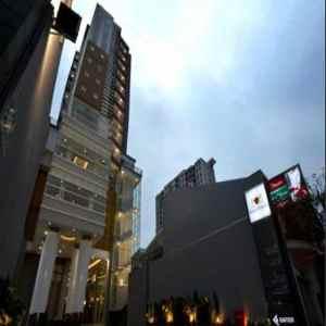 Gino Feruci Braga Hotel Bandung