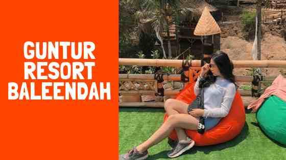 Guntur Resort Baleendah Bandung Instagram