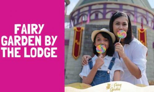 Fairy Garden Lembang Bandung Instagram