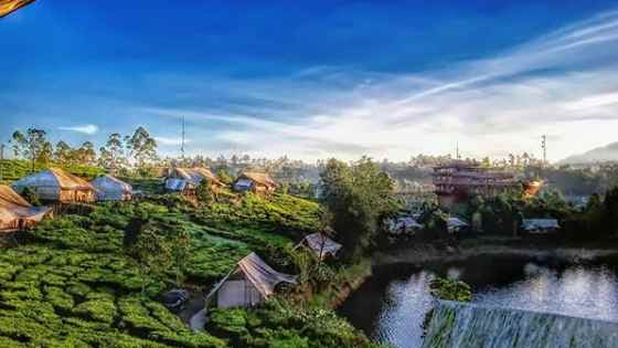 Glamping Lakeside Rancabali Ciwidey Bandung Jawa Barat