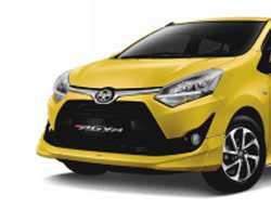 Harga Rental Mobil Agya Bandung