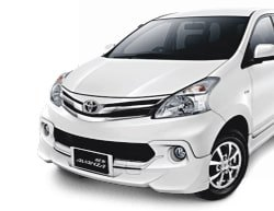Harga Rental Mobil All New Avanza