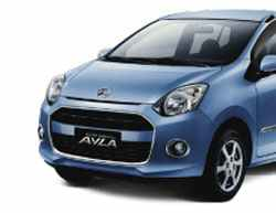 Harga Rental Mobil Ayla Bandung