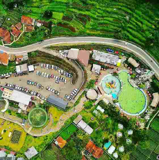 Ciwidey Valley Resort Hotspring Waterpark Bandung