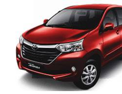 Harga Rental Mobil Grand New Avanza Bandung
