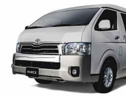 Harga Rental Toyota Hiace Bandung