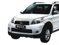 Harga Rental Mobil Rush Bandung